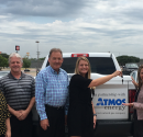 Atmos Energy provides truck to nonprofit