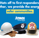 Atmos Energy Honors First Responders in Remembrance of 9/11