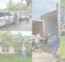 Atmos Energy Employees Employees Go Above And Beyond Assisting With The Recovery From Hurricane Laura Damage In Many Louisiana Parishes