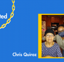 Staying Connected: Chris Quiroz