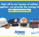 Atmos Energy Salutes Health Care Heroes of Safety