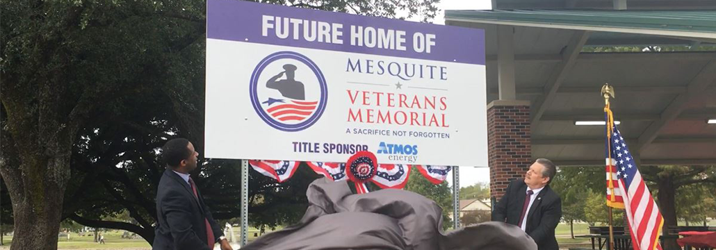 Mesquite Veterans Memorial