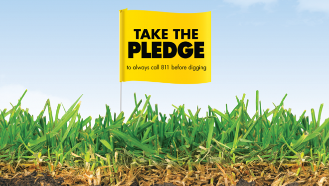 Sign the 811 Day Pledge